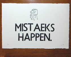 Oops, I did it again…how to turn your mistakes into a great thing for you and  your organization.