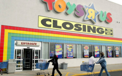 What could have saved Toys R Us…and how can you keep your business from that same fate?